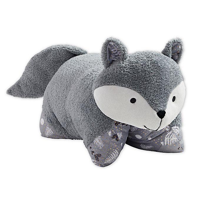 Alternate image 1 for Pillow Pets® Naturally Comfy Fox Pillow Pet