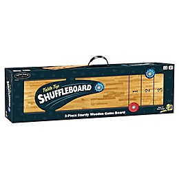 Front Porch Classics Table Top Shuffleboard Skill & Action Game
