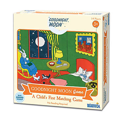 Briarpatch Goodnight Moon Preschool Matching Game