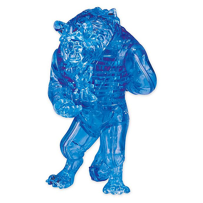 Alternate image 1 for BePuzzled Disney Prince Adam/Beast 49-Pc 3D Crystal Puzzle