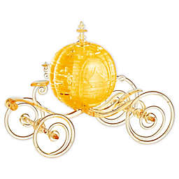 BePuzzled Gold Disney Cinderella's Carriage 71-Pc 3D Puzz