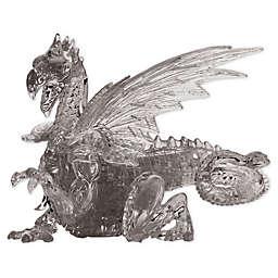 BePuzzled Black Dragon 56-Piece 3D Crystal Puzzle
