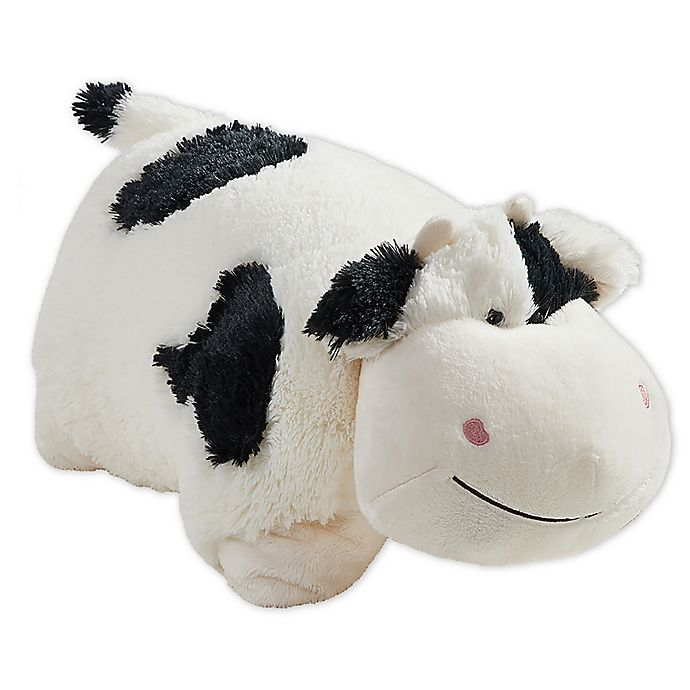Alternate image 1 for Pillow Pets® Jumboz Cozy Cow Pillow Pet