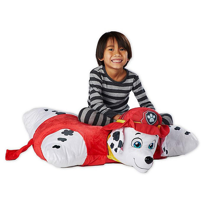 Alternate image 1 for Pillow Pets® Jumboz PAW Patrol Marshall Pillow Pet