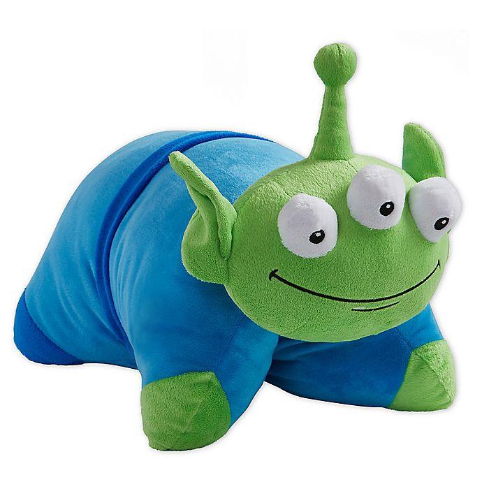 Alternate image 1 for Pillow Pets® Disney® Toy Story Little Green Man Pillow Pet