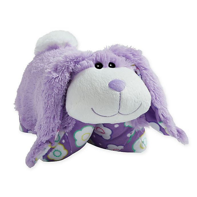 Alternate image 1 for Pillow Pets® Spring Bunny Pillow Pet in Lavender
