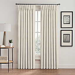 Signora Pinch Pleat Window Curtain Panel
