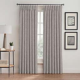 Signora Pinch Pleat Window Curtain Panel
