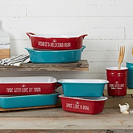 Made With Love Stoneware Cookware and Kitchenware Collection