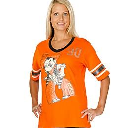 Oklahoma State University Tunic in Orange