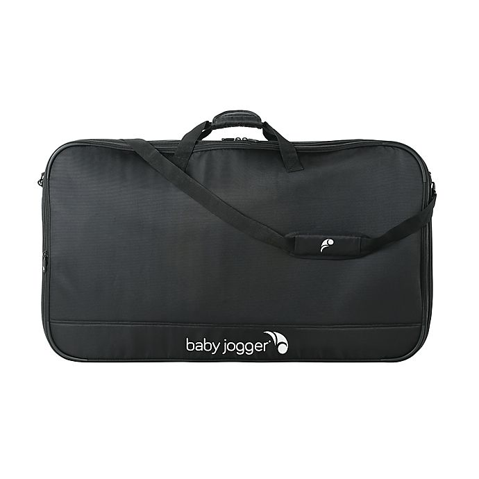 Alternate image 1 for Baby Jogger® Carry Bag in Black