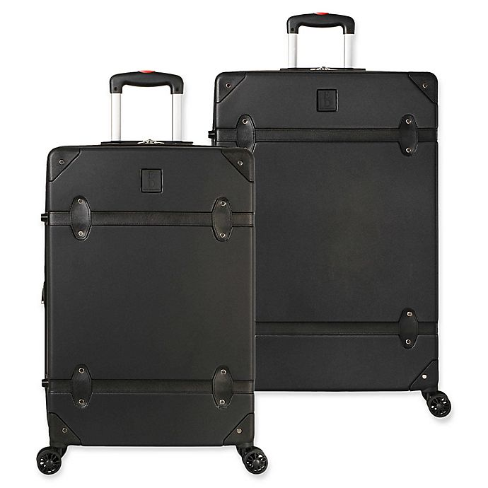 Alternate image 1 for ED Ellen DeGeneres Creston Hardside Spinner Checked Luggage