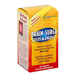 "<div class=""gwt-Label"">Applied Nutrition® 48-Count Brain-Surge Tablets</div>"