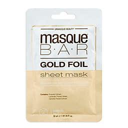 masque BAR™ Gold Foil Sheet Mask