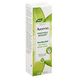 Aveeno® Positivley Radiant® Maxglow™ No Mess Sleep Mask