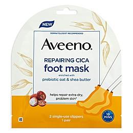 Aveeno® Repairing Cica FootMask