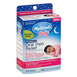 Hyland's® 125-Count Baby Oral Pain Relief Tablets