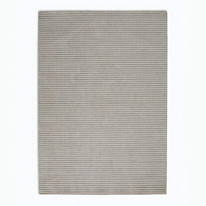 Alternate image 1 for Calvin Klein Newark Stripes Rug