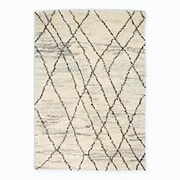 Calvin Klein® San Antonio Crisscross Area Rug in Ivory/Multi