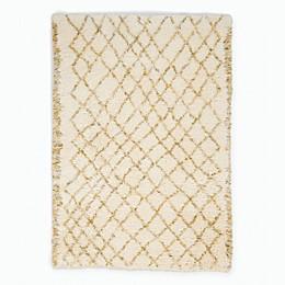 Calvin Klein® San Antonio Trellis Area Rug in Ivory/Multi