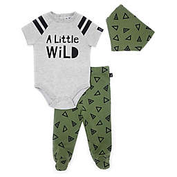 Mini Heroes™ 3-Piece Wild Triangle Set in Green
