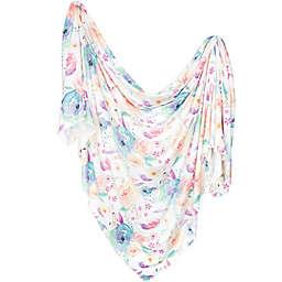 Copper Pearl™ Bloom Multicolor Swaddle Blanket