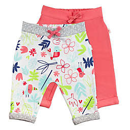 Mac & Moon 2-Pack Floral Pants
