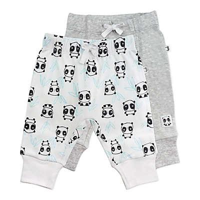 Mac & Moon 2-Pack Panda Pants