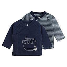 Mac & Moon 2-Pack Ship Kimono Shirts