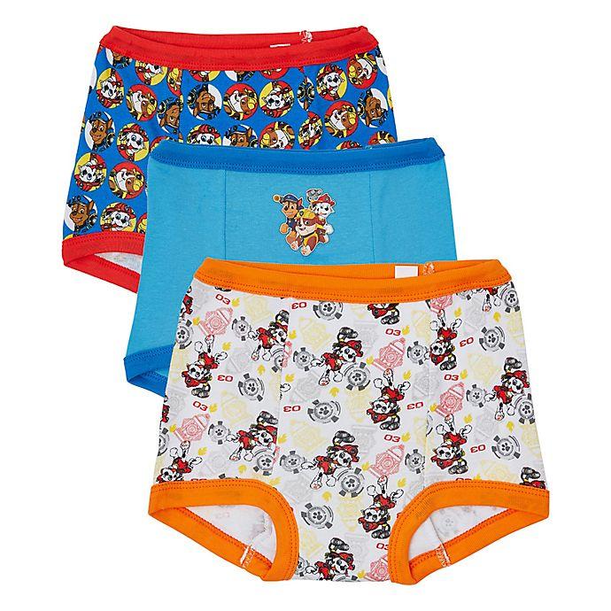 Alternate image 1 for Nickelodeon® Paw Patrol 3-Pack Training Pants