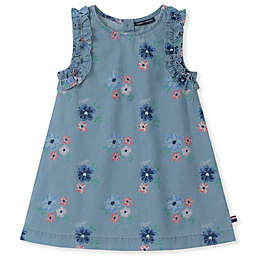 Tommy Hilfiger® Flower Dress in Denim