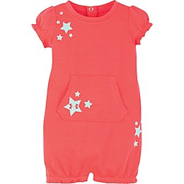 Under Armour® Stars and Stars Coverall in Red