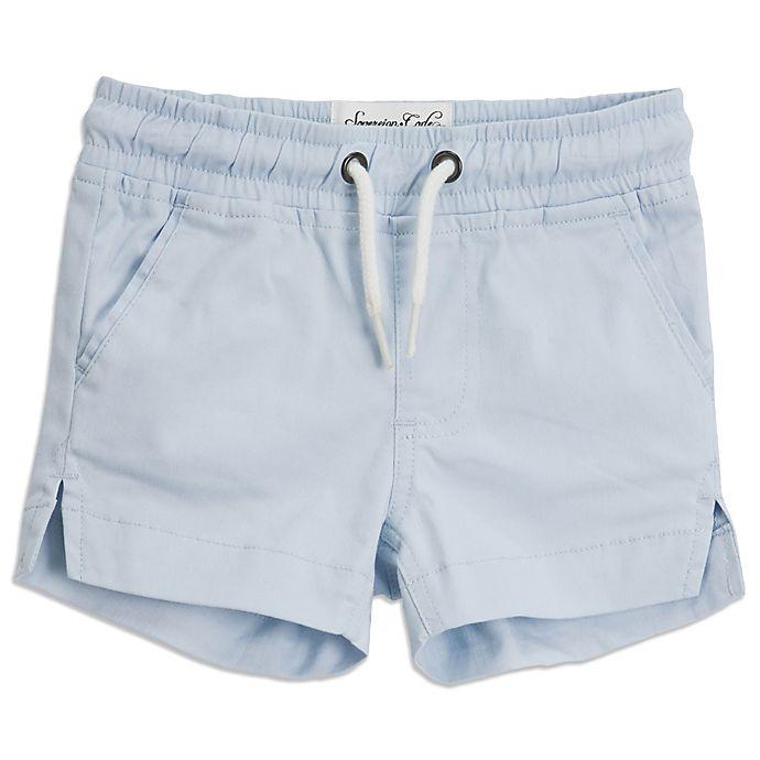 Alternate image 1 for Sovereign Code™ Woven Jogger Shorts in Light Blue