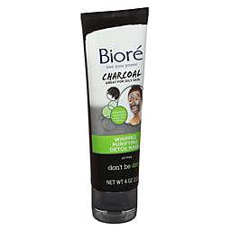 Bioré 4 oz. Charcoal Whipped Purifying Detox Mask