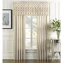 Evian Window Curtain Panel Pair