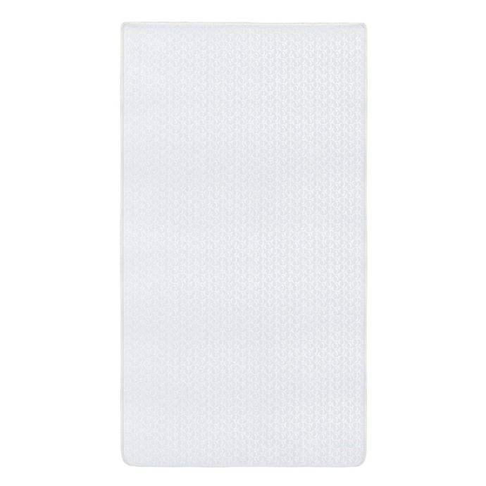 Alternate image 1 for evolur™ Air Flow Crib Mattress in White