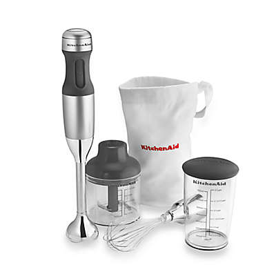 KitchenAid® 3-in-1 Immersion Hand Blender