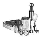 KitchenAid® 5-Speed Hand Blender in Silver