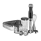 KitchenAid® 5-Speed Hand Blender in Black