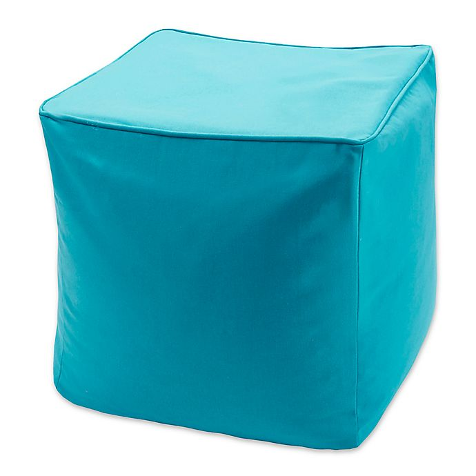 Alternate image 1 for Madison Park Pacifica Square Outdoor Pouf