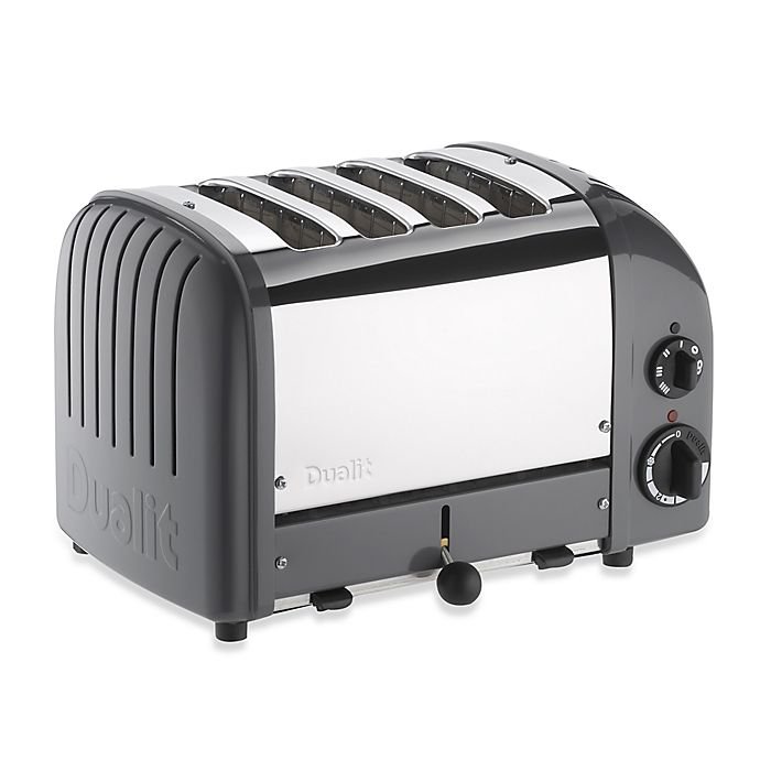 Alternate image 1 for Dualit® 4-Slice NewGen Classic Toasters