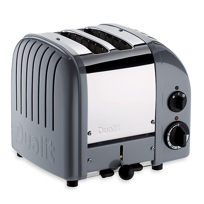 Alternate image 1 for Dualit® 2-Slice NewGen Classic Toasters