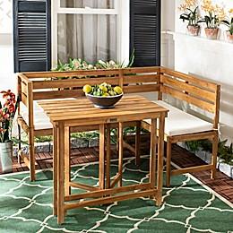 Safavieh Wilton Balcony Corner Lounge Set