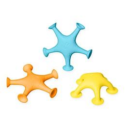 Ubbi® Starfish Suction Bath Toys (Set of 3)