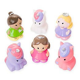 Elegant Baby® 6-Piece Princess Party Squirties