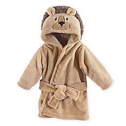 Hudson Baby® Size 0-9M Lion Terry Bathrobe in Beige