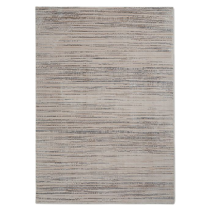Alternate image 1 for Calvin Klein® Orlando Loom Woven Striped Area Rug