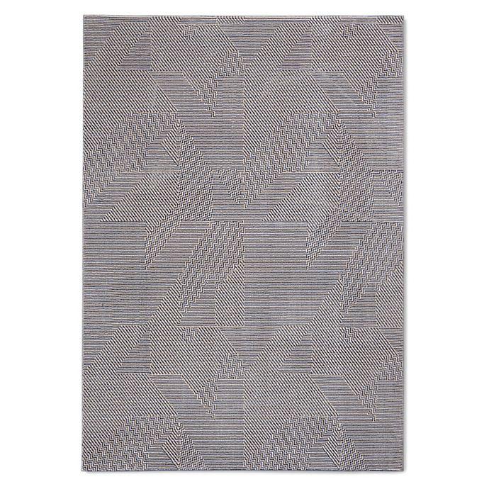 Alternate image 1 for Calvin Klein® Orlando Loom Woven Textured Area Rug