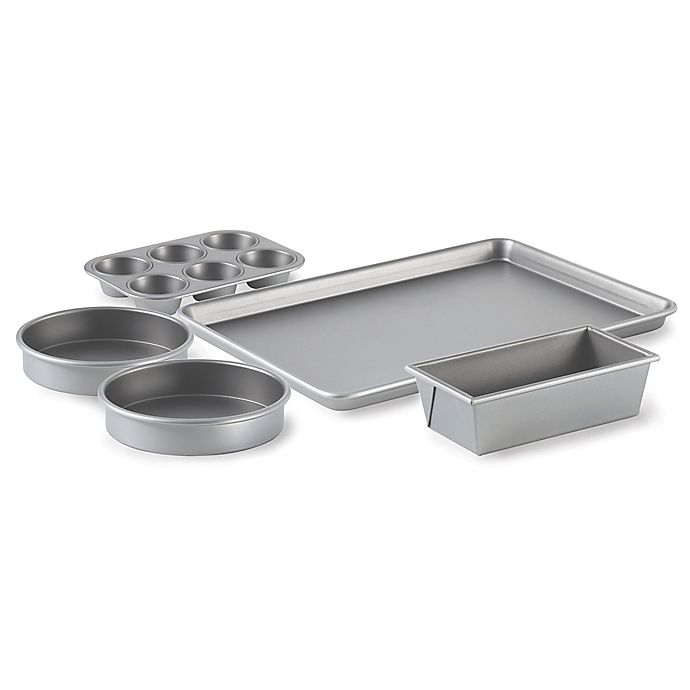 Alternate image 1 for Calphalon® Nonstick 5-Piece Bakeware Set