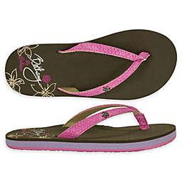 Cobian Lil Hanalei Girls' Sandal in Pink